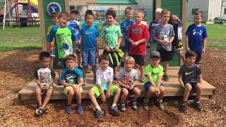 Maplewood Country Day Camp | Aquanauts Song 2018