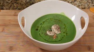 Lazy Man's Broccoli Soup