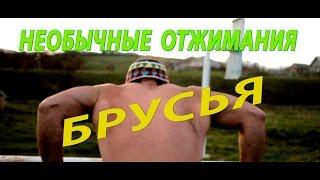 отжимания на брусьях которые стоит попробовать) Грудь Трицепс и остальное