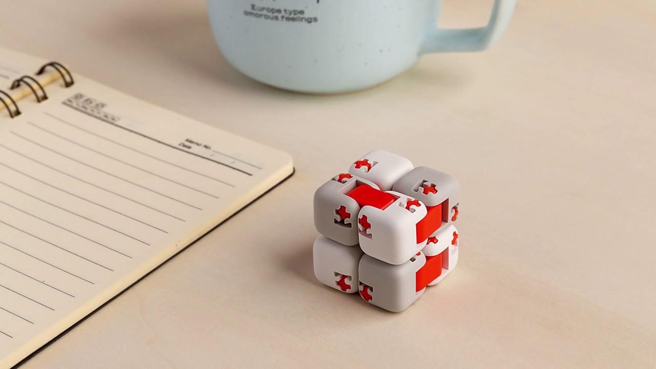 Afbeeldingsresultaat voor xiaomi mitu Cubes Spinner Finger