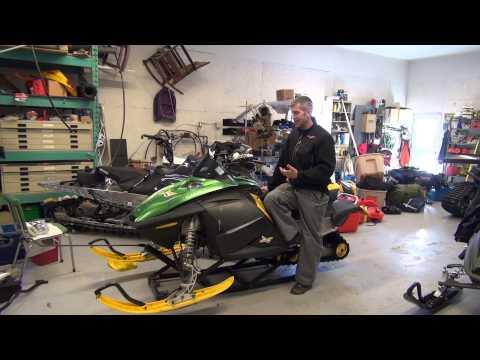 How to buy a used snowmobile, Skidoo Rev, 36,000 kms!  PowerModz!!!