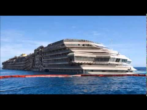 Removing Costa Concordia Wreck Will Continue In June