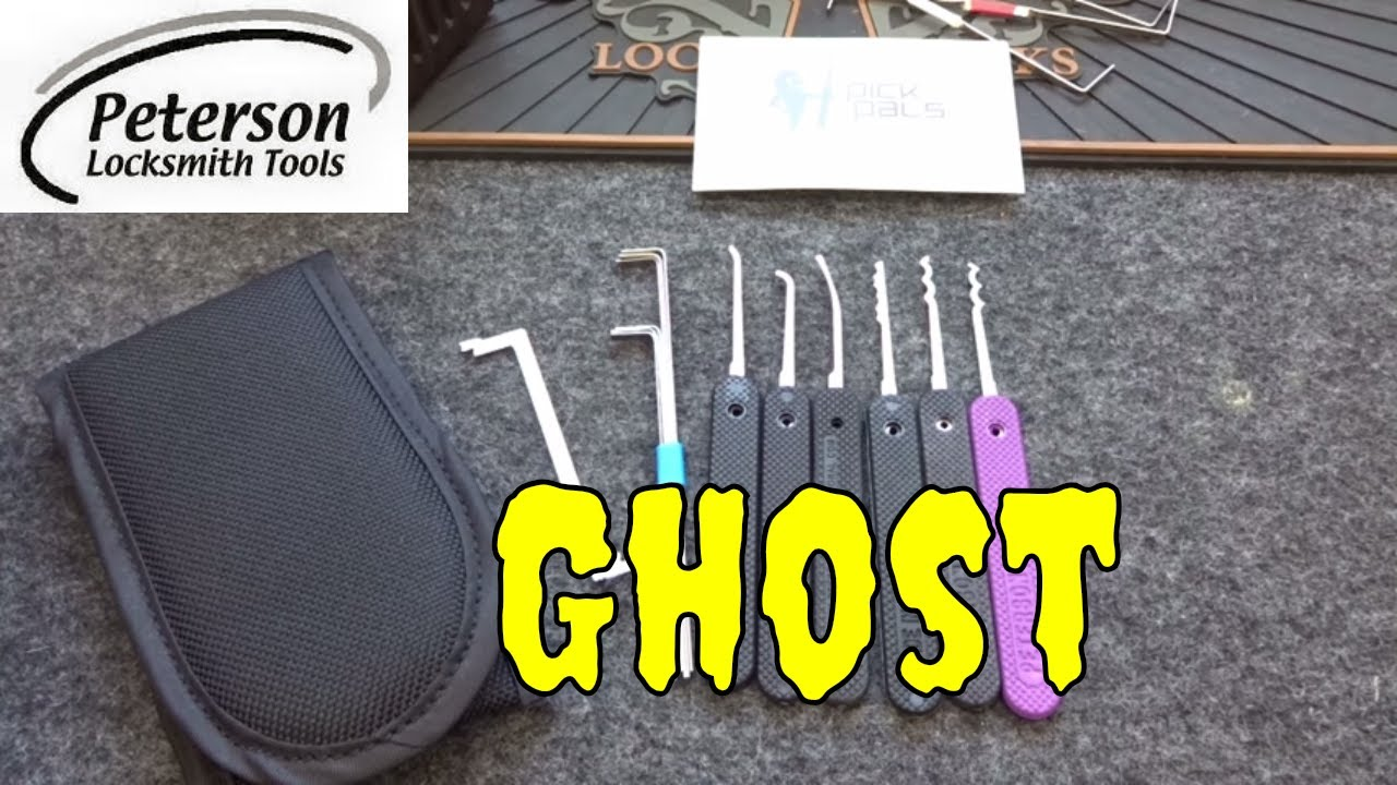 (1110) Review: Peterson GHOST Pick Set