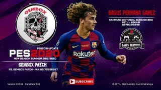 PES 2018 GEMBOX PATCH SUMMER TRANSFER 2019-2020 [PS3]