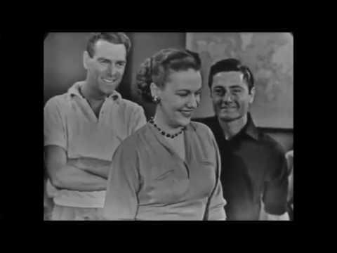 Dorothy ShaySagebrush Sadie, 1954 TV Performance