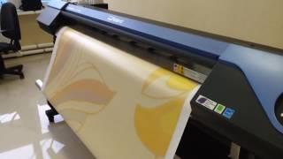 видео Печать баннеров в Петербурге. Качественная широкоформатная печать на баннере.