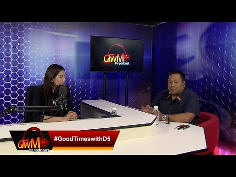 GTWM S04E11- Senator JV Ejercito talks about his family feud.