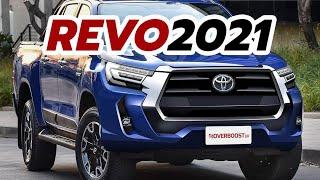 โดนใจไหม? 2021 Toyota Hilux Revo รุ่นปรับโฉมใหม่ จำลองเหมือนจริงโดย Overboost จากบราซิล