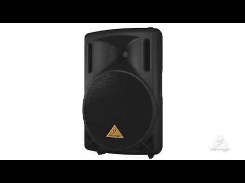 EUROLIVE B212D Active PA Speaker System