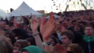 Fat Boy Slim - We Will Rock You @ Rockness 8/6/2013