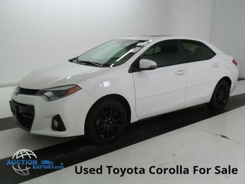 Used Toyota Corolla For Sale In Usa Shipping To Bulgaria Youtube