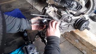 Орнату жаңа поршеньді 4-тактілі қозғалтқыш скутер