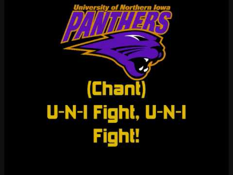 Northern Iowa Fight Song (