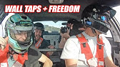 RIPPING Four Deep in a 900hp Drifting Cop Car! Slamming Into Walls, Full Bald Eagle Rips and More!