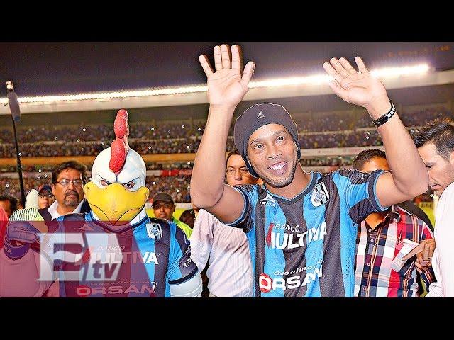 Panista realiza comentario racista contra Ronaldinho/ Revisión de la quiniela