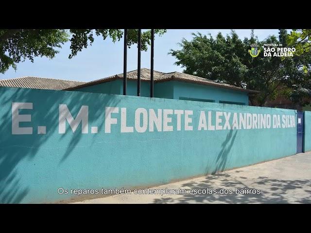 PREFEITURA INFORMA #8 | Escola municipais recebem melhorias