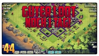 Let´s Play Clash of Clans #44 [GER] | Hogs auf 5 bald! Guter Loot! | Vicevice