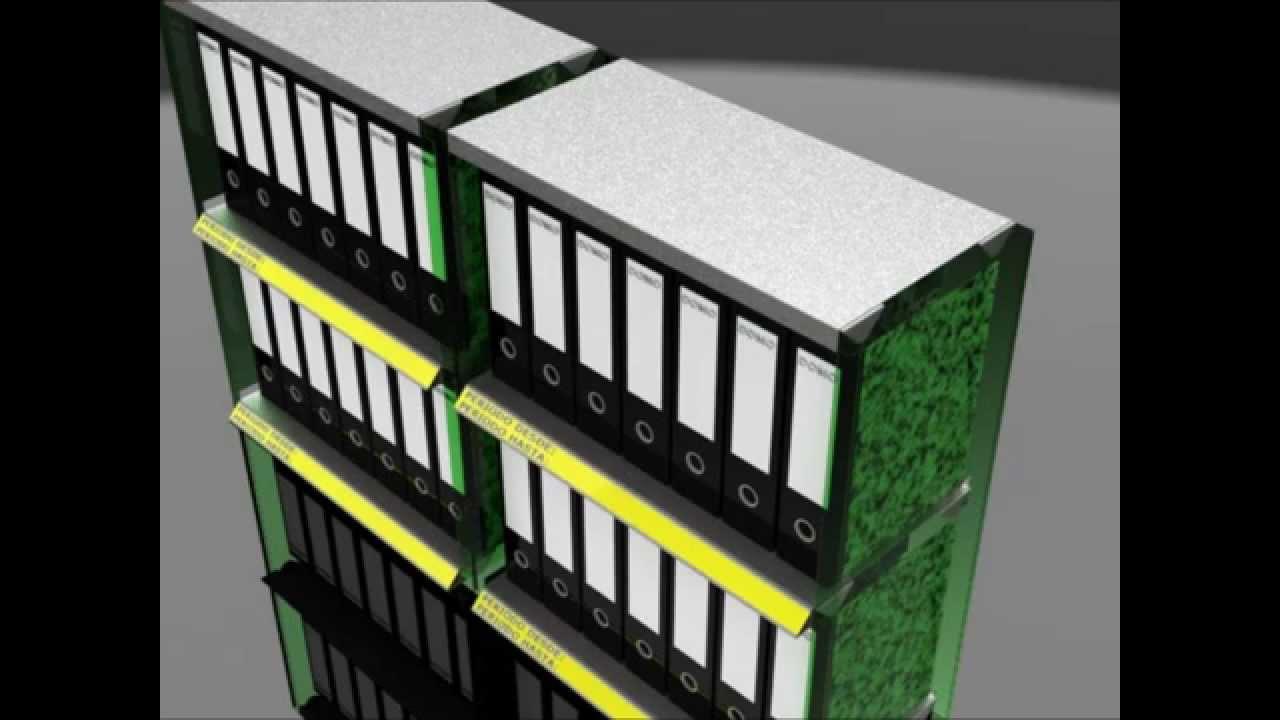Muebles para carpeta youtube for Muebles de oficina 3d max