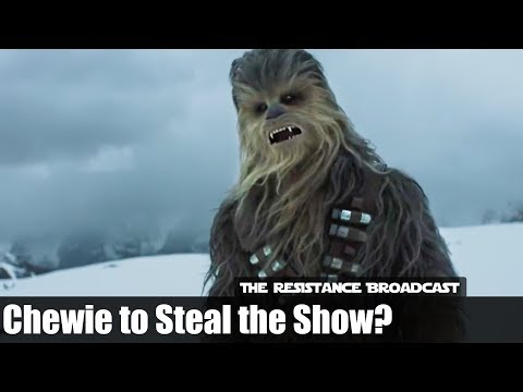 Chewbacca Set to Steal the  in Solo: A Star Wars Story