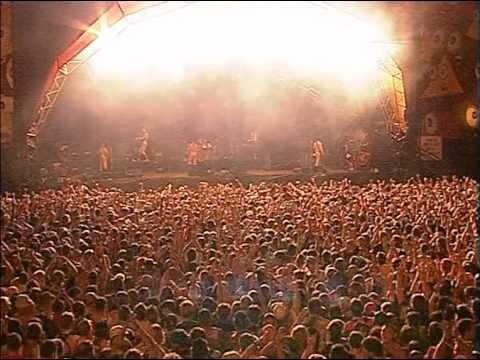 Rammstein - ...Asche zu Asche Big Day Out Festival Sydney 2001 HQ