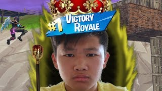 STEVEN DE SOLO KONING / Fortnite Battle Royale