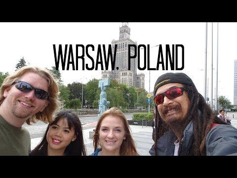 Euro Trip 2017 Day 3 - Warsaw, Poland