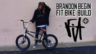 Brandon Begin visited the S&M and Fit Bike Co warehouse in Santana ...