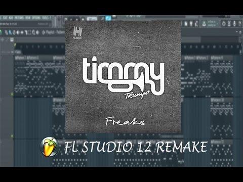 Timmy Trumpet & Savage - Freaks (EdraGhifarri Remake) FREE FLP DOWNLOAD