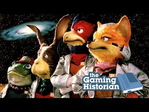 History of Star Fox (Part 1) - Gaming Historian