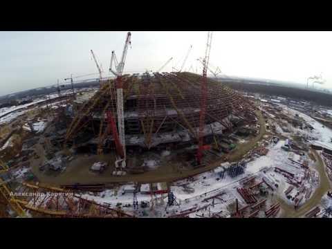 #Стадион Cамара Арена, 21 марта 2017 года #Самара