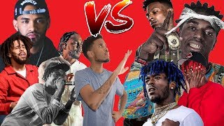 Video Mumble Rappers vs Lyrical Rappers download MP3, 3GP, MP4, WEBM, AVI, FLV Mei 2018