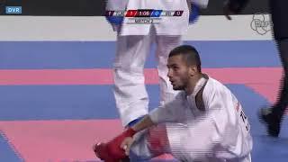 Team Kumite Iran: Final World Karate Championships 2018, Madrid