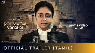 Ponmagal Vandhal Movie