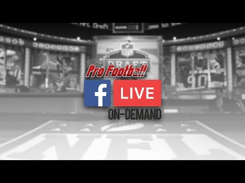 PFW Facebook LIVE On-Demand: 2017 NFL Draft Talk