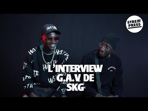 Youtube: L'interview G.A.V de SKG