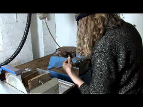 Cockpit Arts - Designer Maker Shorts - Jacqueline Cullen