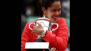 Ana Ivanovic (Dj Valium- go right for 2004)