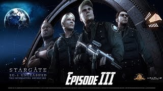 Official Stargate SG-1: Unleashed Ep 3 Teaser Trailer