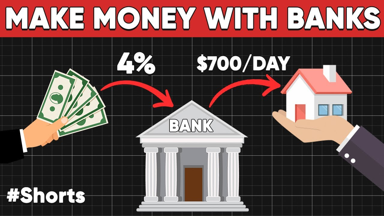 The Truth About Money That Banks Never Want You To Know #shorts