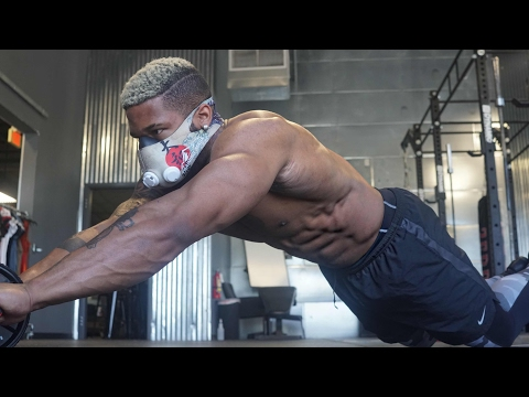 20 MINUTE HIIT ROUTINE | TRAINING MASK EP.1 | GET LEAN