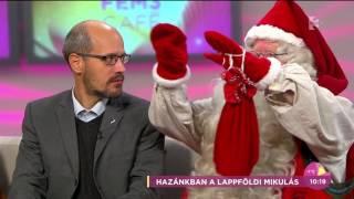 Már megérkezett Magyarországra a Mikulás! - tv2.hu/fem3cafe