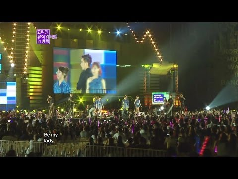 【TVPP】2PM - 10 Out of 10 (with Miss A), 투피엠 - 10점 만점에 만점 @ Korean Music Wave in Bangkok Live