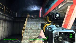Fallout 4 - Armi Uniche 28 Deliverer