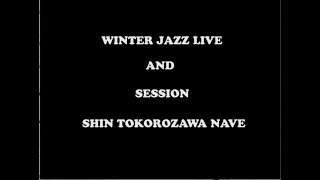 WINTER JAZZ LIVE AND SESSION