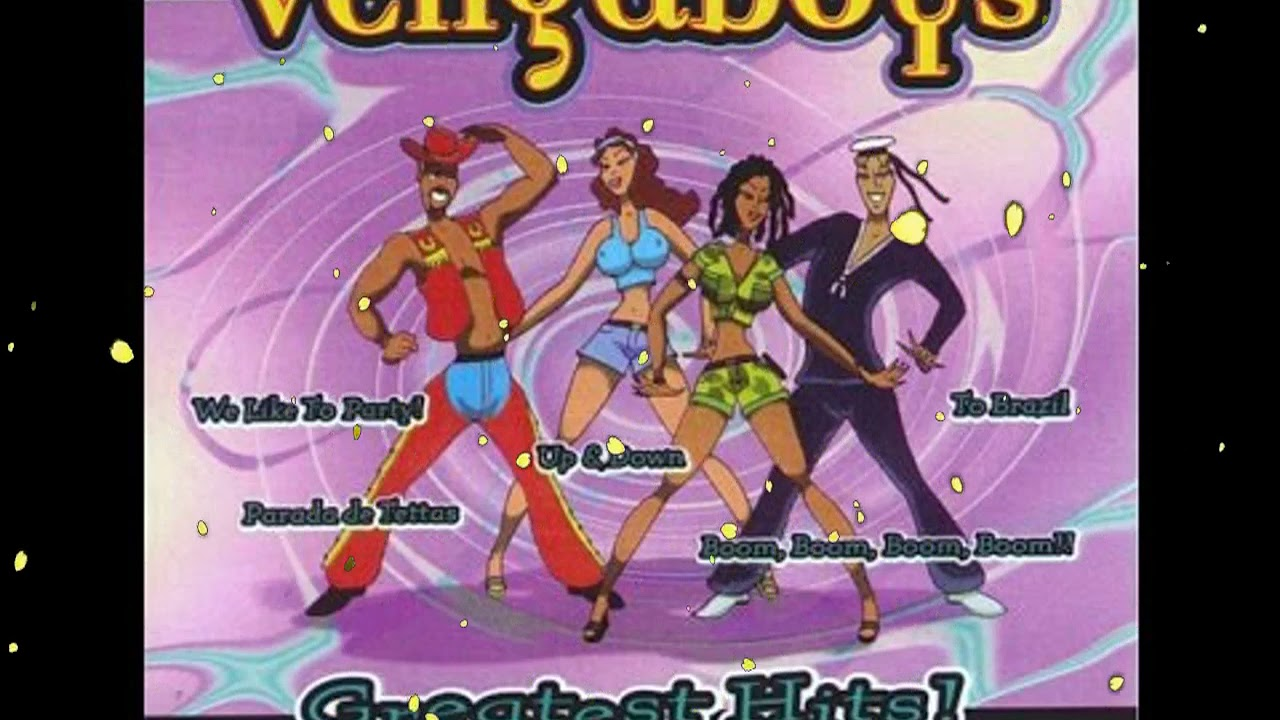 Waptrick Vengaboys - We Like To Party Mp3 free download