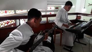 "Lagu ""Tuhan Berapa Lama Lagi"" (Batak) oleh Frater-frater unit St. Agustinus, Ledalero - Maumere."