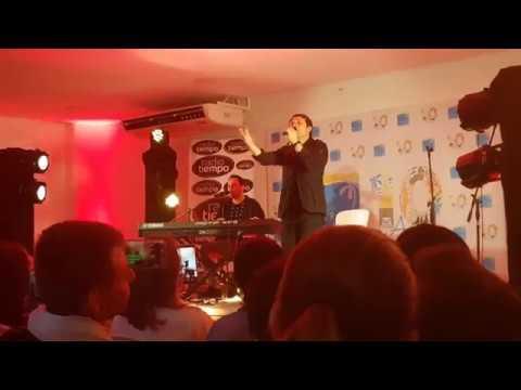San Luis - Como Yo  (vivo) evento Radio Tiempo Cartagena
