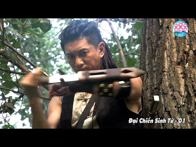 Kẻ Săn Mồi Từ Ngọn Cây Bay Xuống 1 Nhát Kết Liễu 1 Tên Sĩ Quan Nhật   Đại Chiến Sinh Tử   888TV