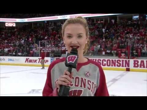 Wisconsin Hockey Buckys Obstacle Race Youtube