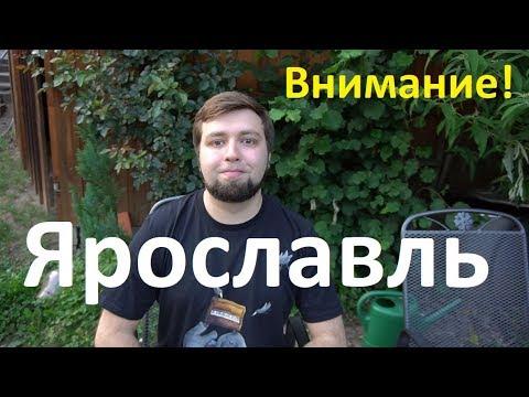 Ярославль! Мы едем к вам! :) - 1 августа